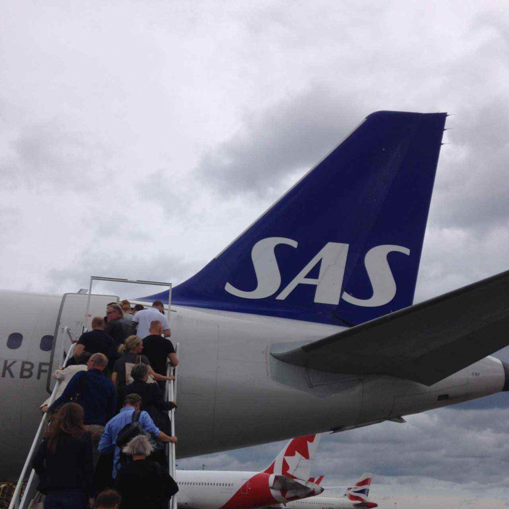 SASスカンジナビア航空